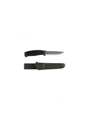 Jagdmesser Kunststoff Olivgrün mit 10 cm Edelstahlklinge